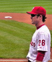 Chase Utley-  Phillies